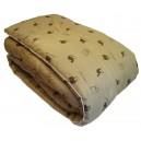 Одеяло 1.5 сп. верблюд, зимнее