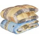 Одеяло 1.5 сп. холлофайбер, зимнее